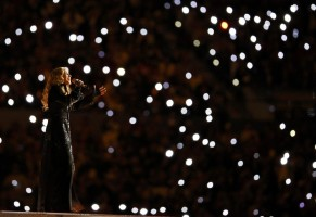 Madonna at the Super Bowl Halftime Show - 5 February 2012 - Update 2 (21)