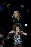 Madonna at the Super Bowl Halftime Show - 5 February 2012 - Update 2 (23)