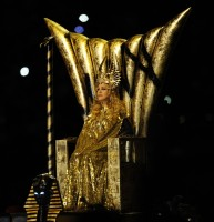 Madonna at the Super Bowl Halftime Show - 5 February 2012 - Update 2 (26)