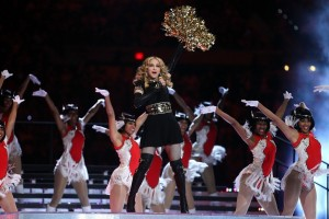Madonna at the Super Bowl Halftime Show - 5 February 2012 - Update 2 (37)
