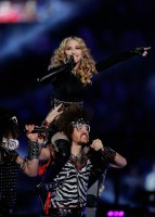 Madonna at the Super Bowl Halftime Show - 5 February 2012 - Update 2 (42)