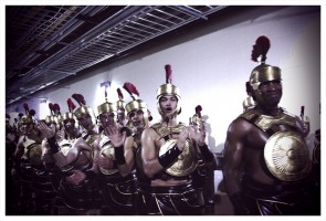 Backstage with Madonna at the Super Bowl - V Magazine (13)
