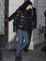 Madonna out and about in New York - 10 February 2012 (4)