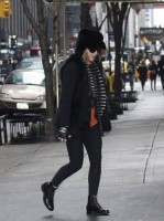 Madonna out and about in New York - 11 February 2012 (5)