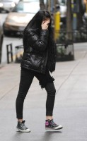 Madonna out and about in New York - 11 February 2012 (12)