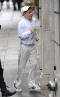 Madonna out and about in New York - 11 February 2012 (18)
