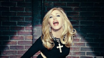 Madonna Official Super Bowl and Give me all your luvin pictures (1)