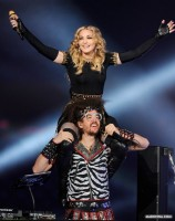 Madonna Official Super Bowl and Give me all your luvin pictures (14)