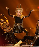 Madonna Official Super Bowl and Give me all your luvin pictures (17)