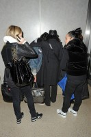 Madonna and Lourdes at JFK airport, 21 February 2012 - Update 3 (20)