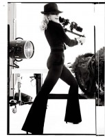 Madonna by Tom Munro for Russian Harper's Bazaar - February 2012 (2)