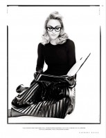 Madonna by Tom Munro for Russian Harper's Bazaar - February 2012 (7)