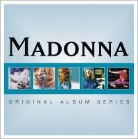 Madonna Original Album Series - Pre Order