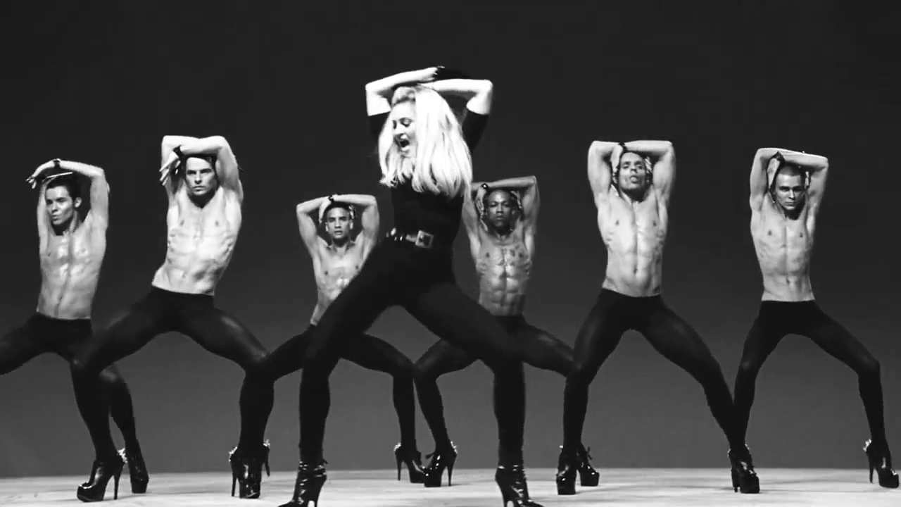 Cock fanny girls dance video sevdiim