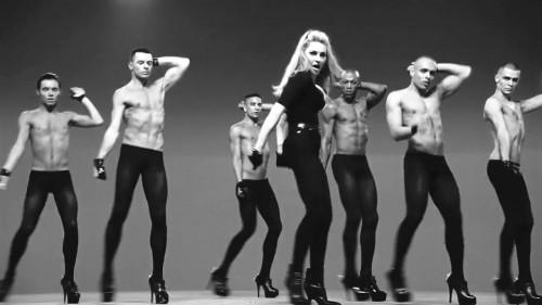 Madonna Girl Gone Wild by Mert Alas and Marcus Piggott - Screengrabs (104)