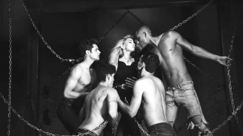 Madonna Girl Gone Wild by Mert Alas and Marcus Piggott - Screengrabs (107)