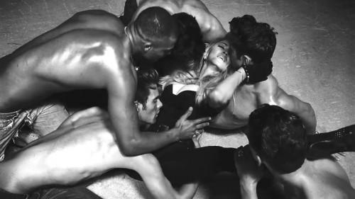 Madonna Girl Gone Wild by Mert Alas and Marcus Piggott - Screengrabs (112)