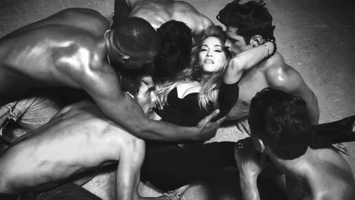 Madonna Girl Gone Wild by Mert Alas and Marcus Piggott - Screengrabs (113)