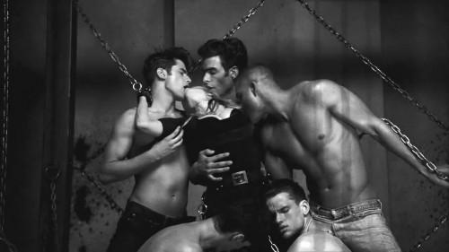 Madonna Girl Gone Wild by Mert Alas and Marcus Piggott - Screengrabs (116)