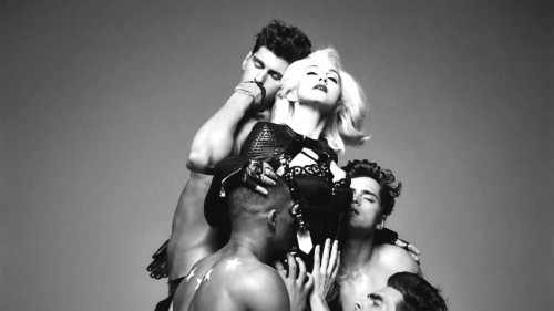 Madonna Girl Gone Wild by Mert Alas and Marcus Piggott - Screengrabs (123)