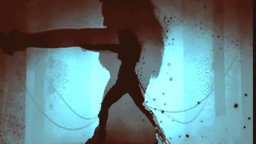 Madonna Girl Gone Wild by Mert Alas and Marcus Piggott - Screengrabs (124)