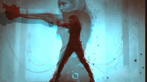 Madonna Girl Gone Wild by Mert Alas and Marcus Piggott - Screengrabs (125)