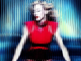 Madonna by Mert Alas and Marcus Piggott - MDNA booklet (2)