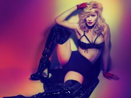 Madonna by Mert Alas and Marcus Piggott - MDNA booklet (16)