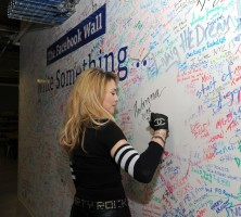 Madonna and Jimmy Fallon at the Facebook Wall in New York (8)