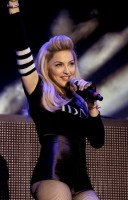 Madonna and Avicii at the Ultra Music Festival in Miami - 24 March 2012 (8)