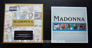 Madonna Box Sets by Rhino (17)