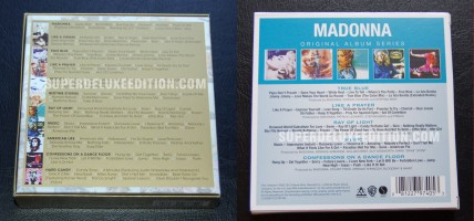 Madonna Box Sets by Rhino (18)