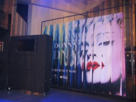 MDNA release party at the Noxx in Antwerp, Belgium (16)