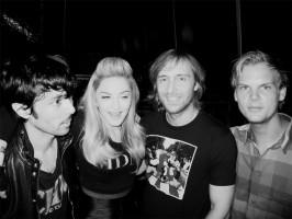 Madonna pictures - Super Bowl, Facebook, Ultra Music Festival (4)