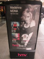 MDNA release party in the UK - HMV (11)