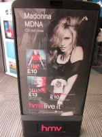 MDNA release party in the UK - HMV (31)
