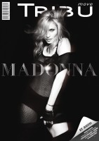 Madonna en couverture de Tribu Move - Avril 2012 - 02