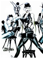 Madonna and Jean Paul Gaultier - Blond Ambition Tour (11)