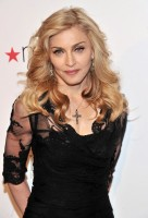Madonna at the Truth or Dare fragrance launch - Macy's, NYC (3)