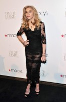 Madonna at the Truth or Dare fragrance launch - Macy's, NYC (4)