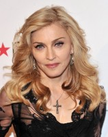 Madonna at the Truth or Dare fragrance launch - Macy's, NYC (6)