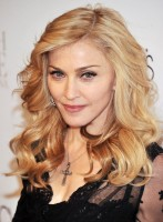 Madonna at the Truth or Dare fragrance launch - Macy's, NYC (8)
