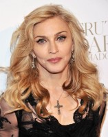 Madonna at the Truth or Dare fragrance launch - Macy's, NYC (10)