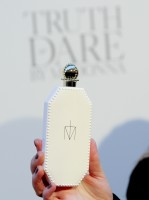 Madonna at the Truth or Dare fragrance launch - Macy's, NYC - HQ (3)