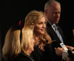 Madonna at the Truth or Dare fragrance launch - Macy's, NYC - HQ (101)