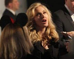 Madonna at the Truth or Dare fragrance launch - Macy's, NYC - HQ (104)