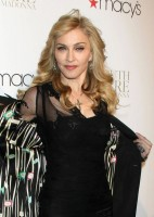 Madonna at the Truth or Dare fragrance launch - Macy's, NYC - HQ (15)