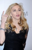 Madonna at the Truth or Dare fragrance launch - Macy's, NYC - HQ (20)