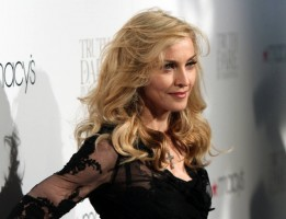 Madonna at the Truth or Dare fragrance launch - Macy's, NYC - HQ (32)