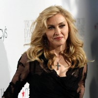 Madonna at the Truth or Dare fragrance launch - Macy's, NYC - HQ (33)